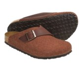 Birkenstock Basel Clogs - Wool-Leather (For Men and Women)