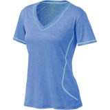 Brooks Versatile EZ T-Shirt - Short Sleeve (For Women)
