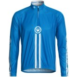 Canari Torque Cycling Jersey - Full Zip, Long Sleeve (For Men)