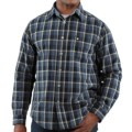 Deals on Carhartt Bellevue Plaid Shirt Mens