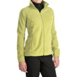 Columbia Sportswear Benton Springs Fleece Jacket - Full Zip (For Women)