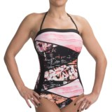 Kenneth Cole City Soul Mio One-Piece Swimsuit - Strapless Convertible (For Women)
