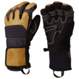 Mountain Hardwear Dragon's Claw Gloves - Waterproof, Insulated (For Men)
