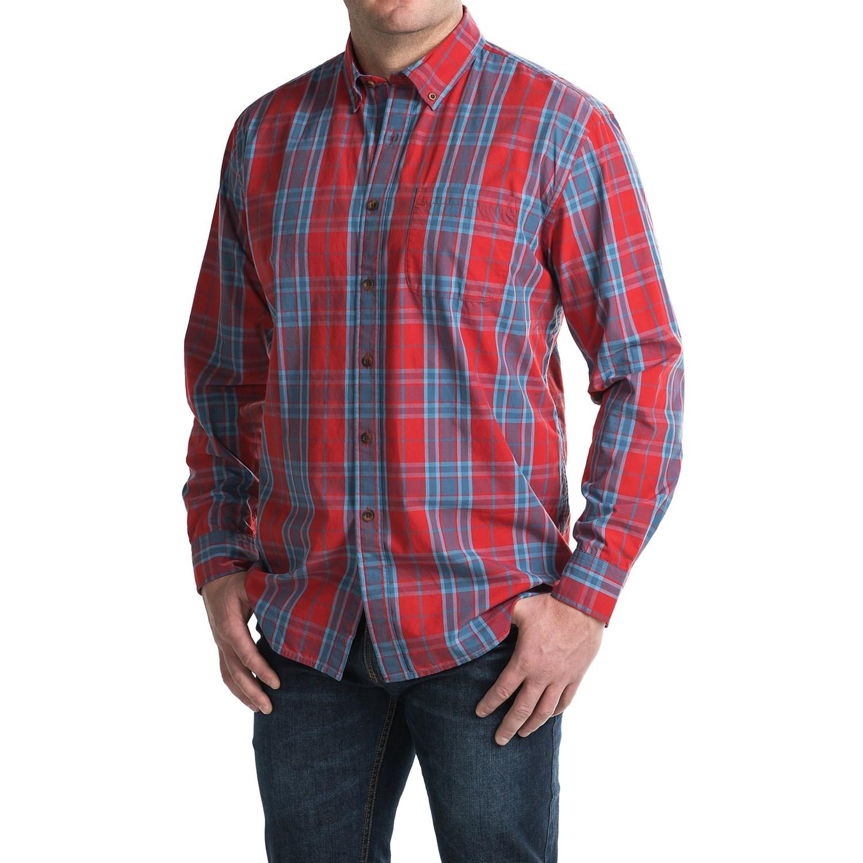 Pendleton Plaid Surf Shirt For Men Save 33