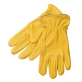 North American Trading Work Gloves - Deerskin Leather (For Men)