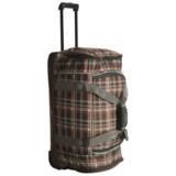 "High Sierra Snow Sport Cargo Duffel Bag - Wheeled, 28"""