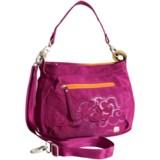 Haiku Bucket Shoulder Bag - Recycled Materials (For Women)