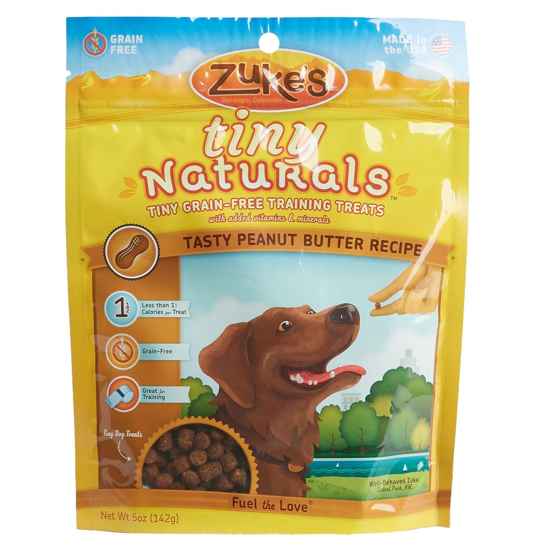 Zuke S Tiny Naturals Treats